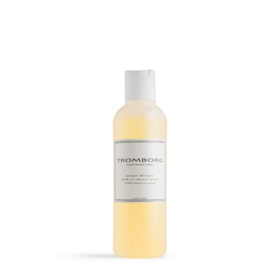 Aroma therapy bath and shower wash fra Tromborg