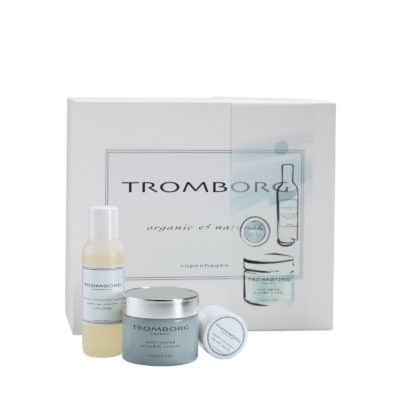 Anti-ageing wrinkle cream christmas set fra Tromborg