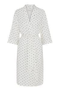Dotted celestial robe fra moshi moshi mind