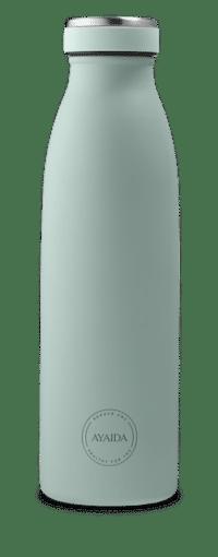 mint green drikkeflaske fra ayaida