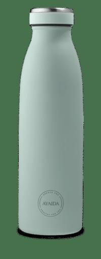 Mint green drikkeflaske fra Ayaida.