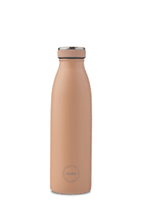 organic peach drikke flaske fra ayaida