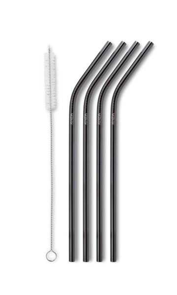 Reusable drinking straw fra ayaida