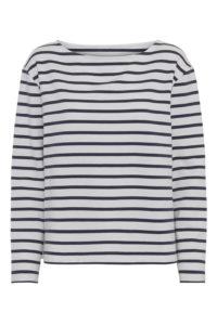 blessed sweatshirt stripe fra moshi moshi mind.